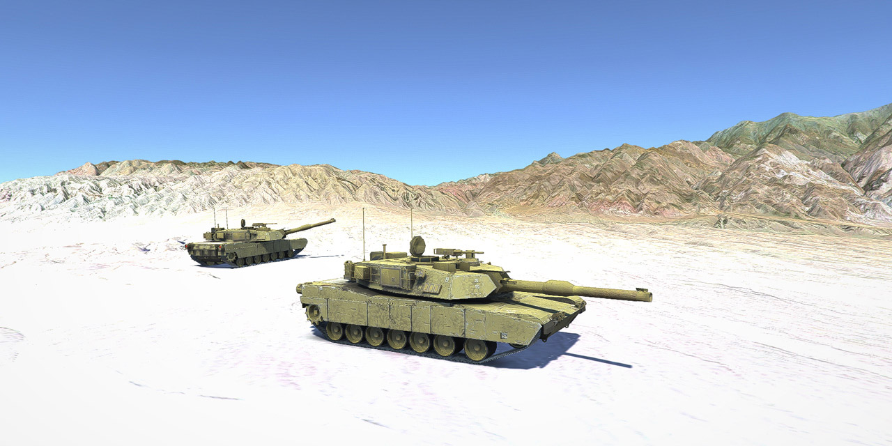 modeling for military simulations